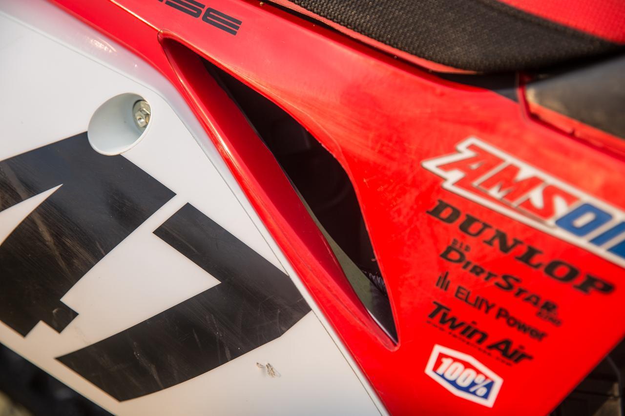 画像2: Honda CRF250R #47 JO SHIMODA