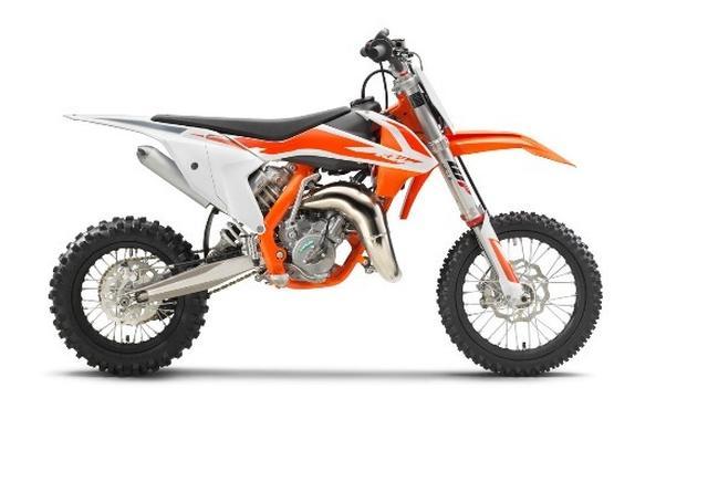 画像: KTM 65 SX