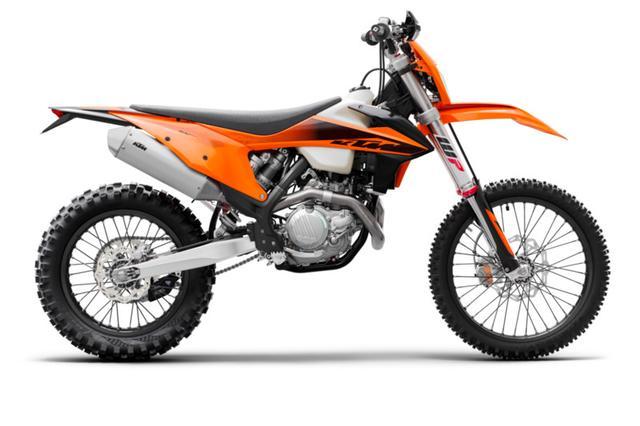 画像: KTM 500 EXC-F