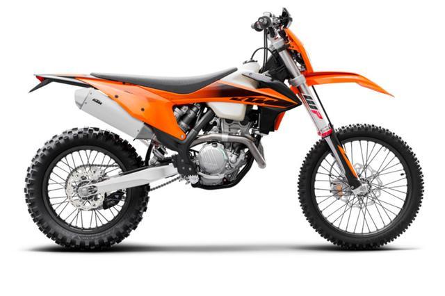 画像: KTM 250 EXC-F