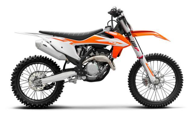 画像: KTM 250 SX-F