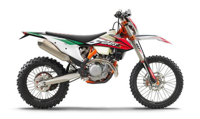 画像: KTM 500 EXC-F SIX DAYS