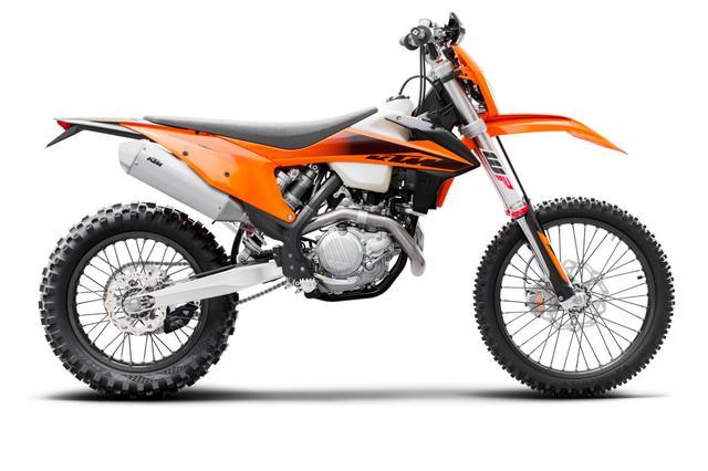 画像: KTM 450 EXC-F