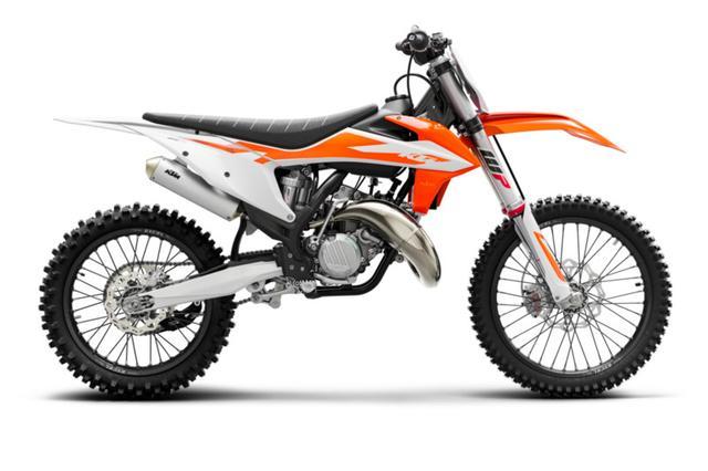画像: KTM 125 SX