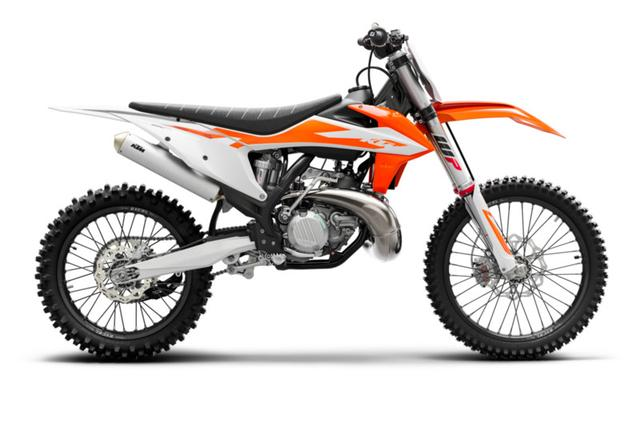 画像: KTM 250