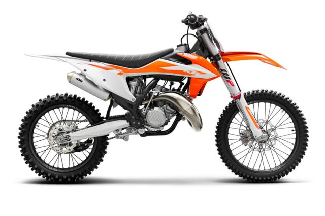 画像: KTM 150 SX