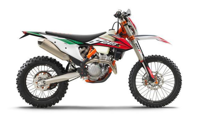 画像1: KTM 350 EXC-F SIX DAYS