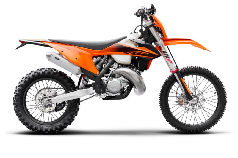 画像: KTM 150 EXC TPI