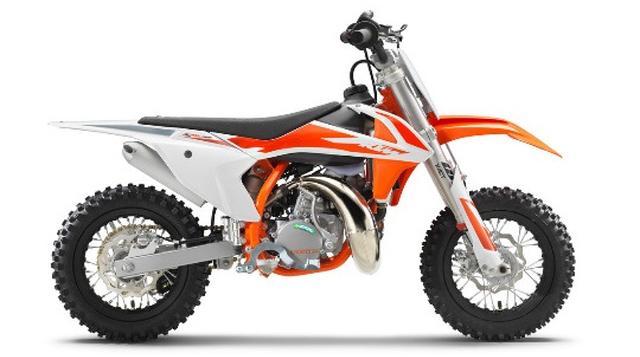 画像: KTM 50 SX