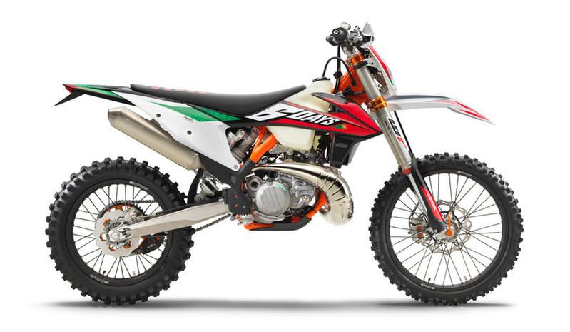 画像: KTM 300 EXC SIX DAYS TPI