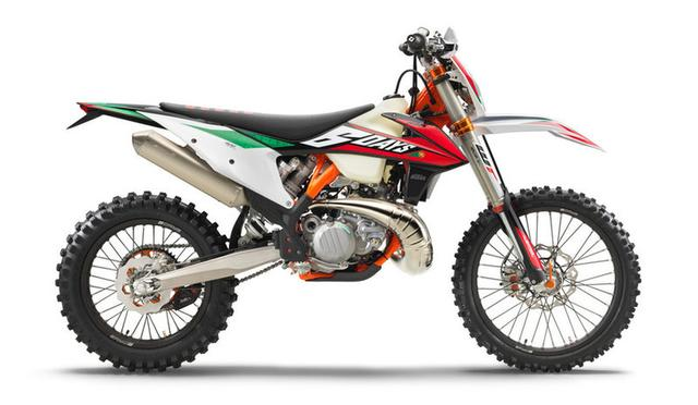 画像: KTM 300 EXC SIX DAYS TPI