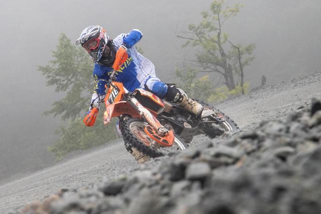 画像: 竹田昇太 KTM 150XC