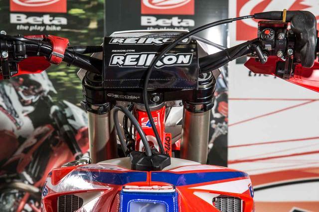 画像7: Beta RR2T 300 スティーブ・ホルコム車