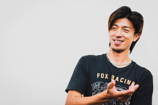 画像: シティトライアルジャパンの仕掛け人、藤原慎也 写真:折口祐介