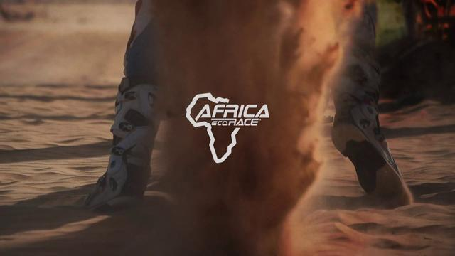 画像: Africa Eco Race 2020 - Opening Teaser youtu.be