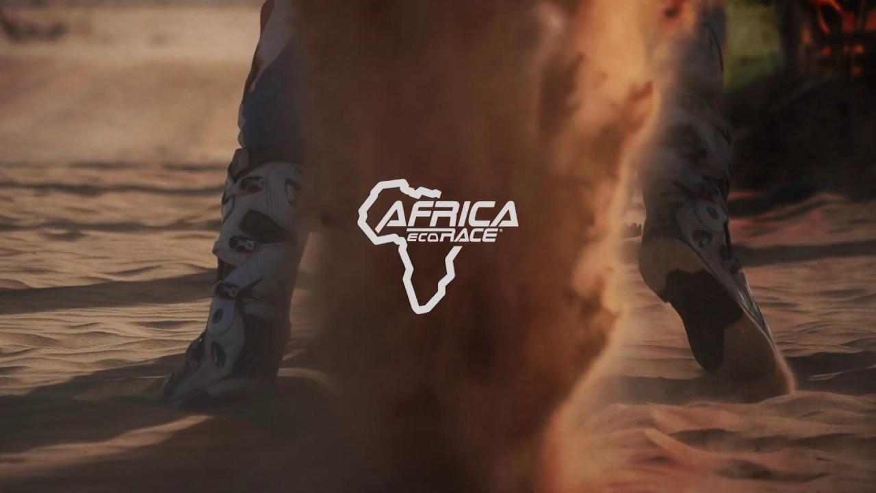 画像: Africa Eco Race 2020 - Opening Teaser youtu.be