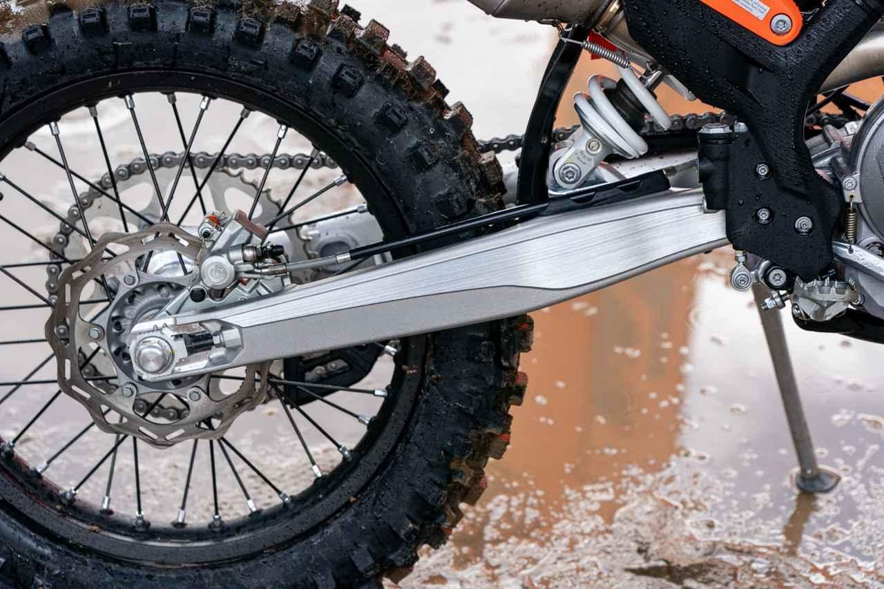 Images : 6番目の画像 - KTM 250EXC-F - webオートバイ