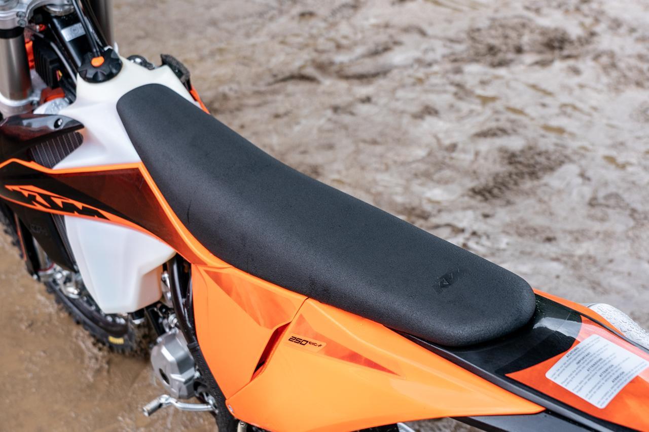 Images : 4番目の画像 - KTM 250EXC-F - webオートバイ