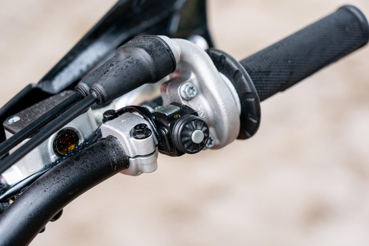 Images : 2番目の画像 - KTM 250EXC-F - webオートバイ
