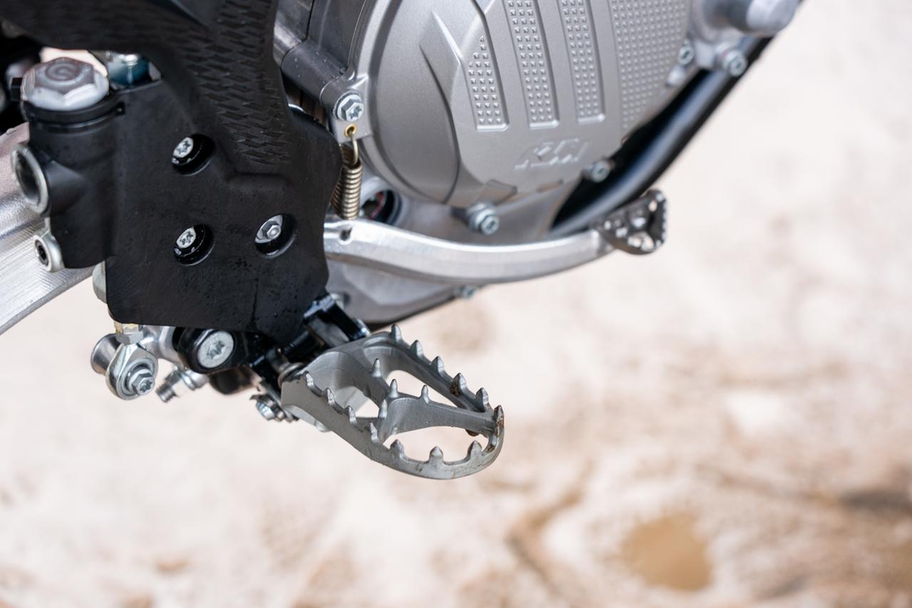 Images : 9番目の画像 - KTM 250EXC-F - Off1.jp(オフワン・ドット・ジェイピー)