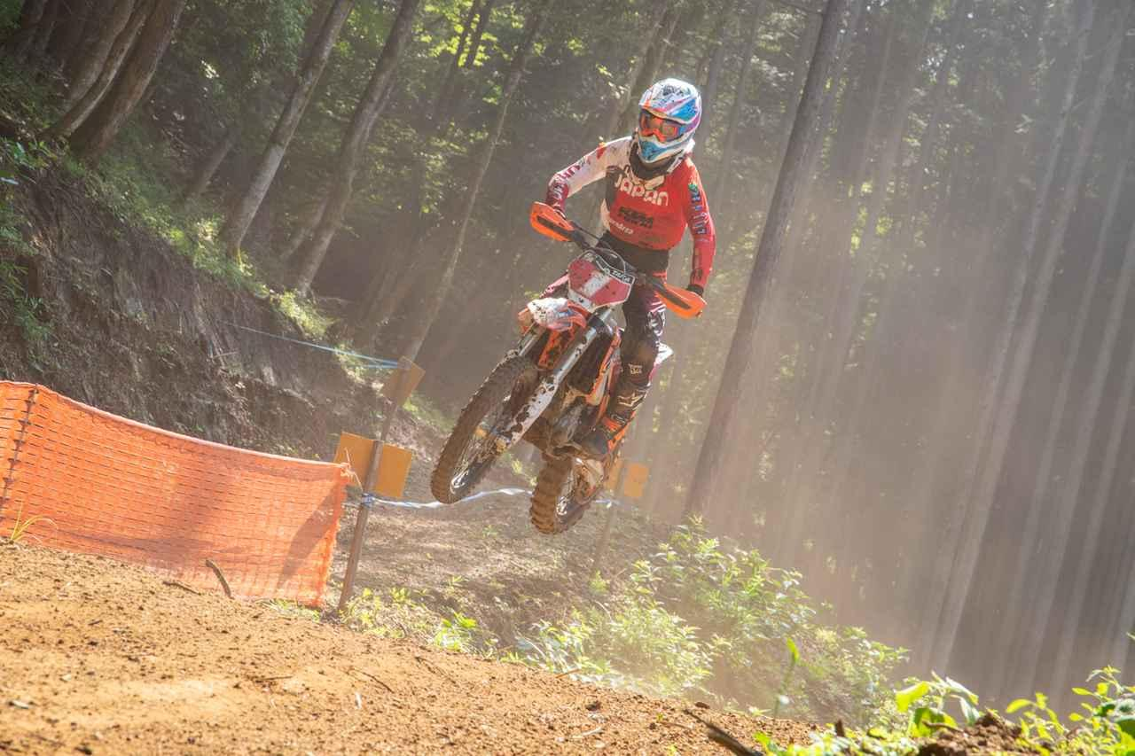 画像4: モトクロスコースから林間コースまで幅広く楽しめる