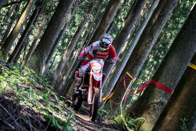 画像6: モトクロスコースから林間コースまで幅広く楽しめる