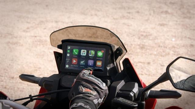 画像2: タッチスクリーンのハイテクメーター