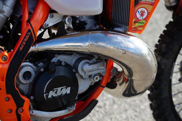 画像1: KTM20MY続報。マイスター中嶋が語る「新型のセットアップ法」