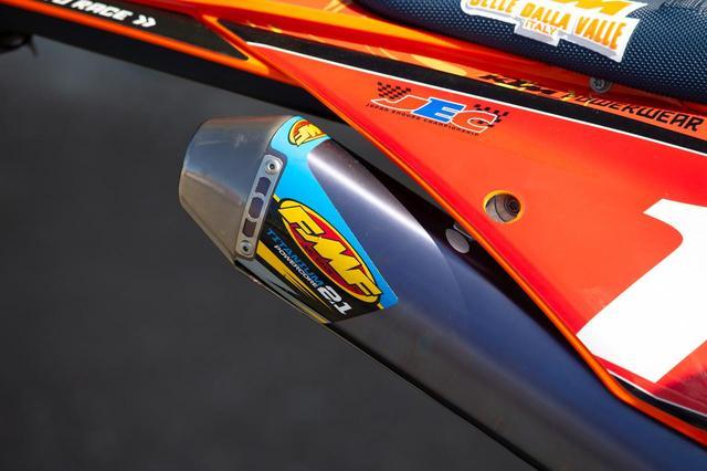 画像2: KTM20MY続報。マイスター中嶋が語る「新型のセットアップ法」