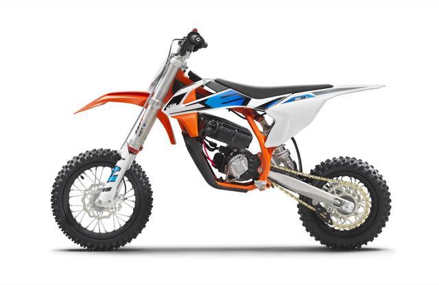 画像1: KTM SX-E5