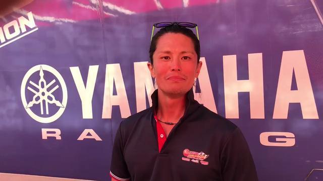 画像: ヤマハ発動機レース情報 on Twitter twitter.com