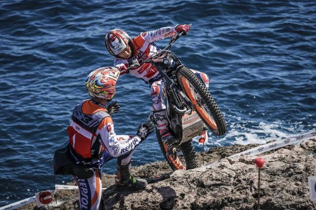 画像2: 日本が世界で2位、トライアル・デナシオン2019は3年ぶり快挙