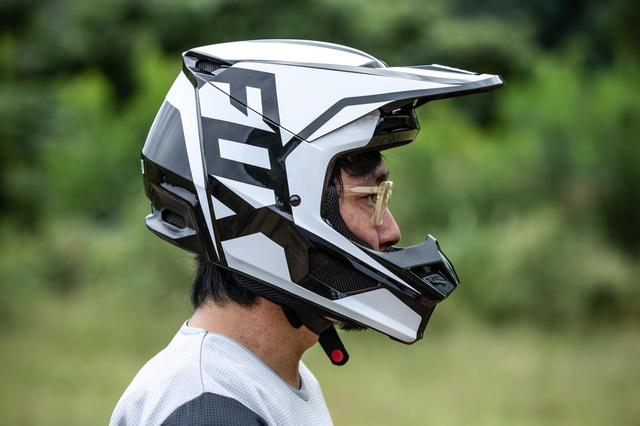 画像5: FOX V1ヘルメット プリ