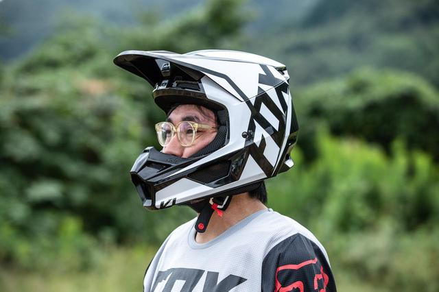 画像6: FOX V1ヘルメット プリ