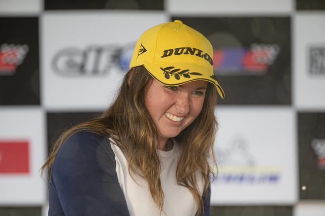 画像: Lexi Pechout レクシィ・ピショー 1997年5月27日生れ カナダ・カルガリー出身。2013年のISDEでシルバーメダル、2014年のAMAエンデューロクロスのウイメンズチャンピオン、X-Gamesのエンデューロクロスにも3度出場しゴールドメダル獲得。