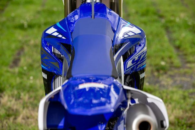 画像2: 後輪が、前輪をトレースする性能