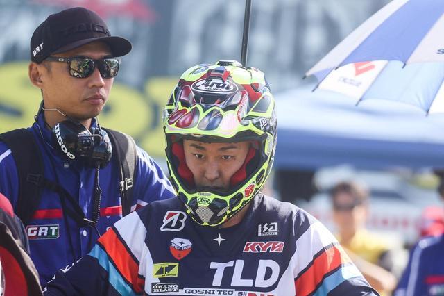 画像: GOSHI racing story「マシンも仕上がり、地元九州で今季2度目の表彰台へ」