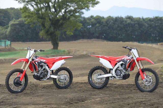 画像1: 「超」熟成Honda CRFシリーズ、20MYこそ至極である4つの理由