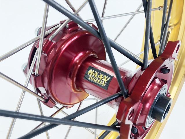 画像1: オランダ製、HAANホイールが豊富なラインナップをひっさげ登場。WR250R/X用も