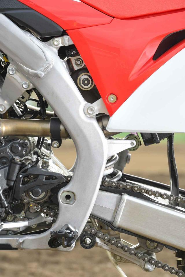 画像6: 「超」熟成Honda CRFシリーズ、20MYこそ至極である4つの理由