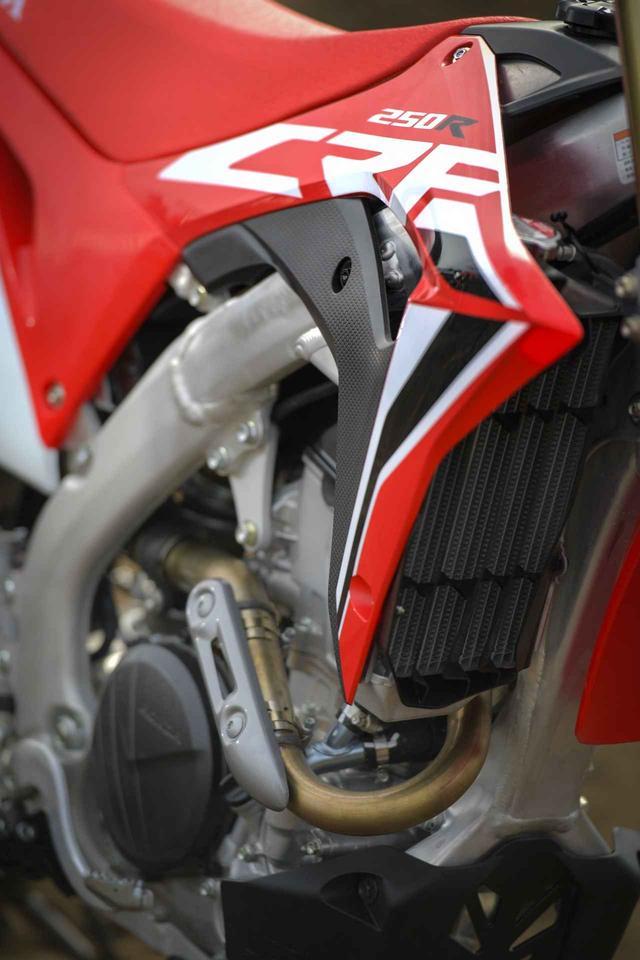 画像7: 「超」熟成Honda CRFシリーズ、20MYこそ至極である4つの理由