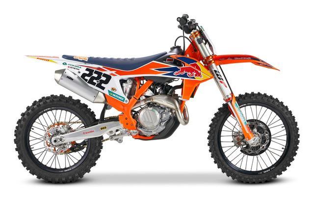 画像2: KTM 450SX-F CAIROLI MY2020