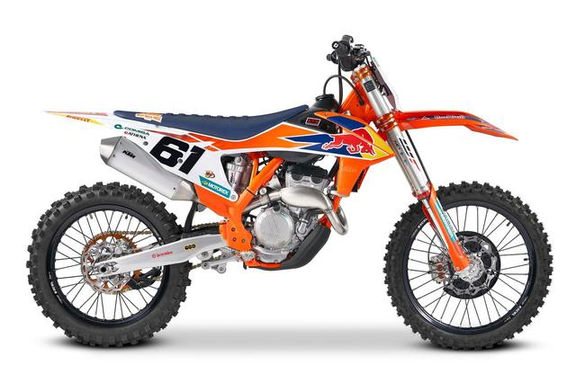 画像2: KTM 250SX-F PRADO MY2020