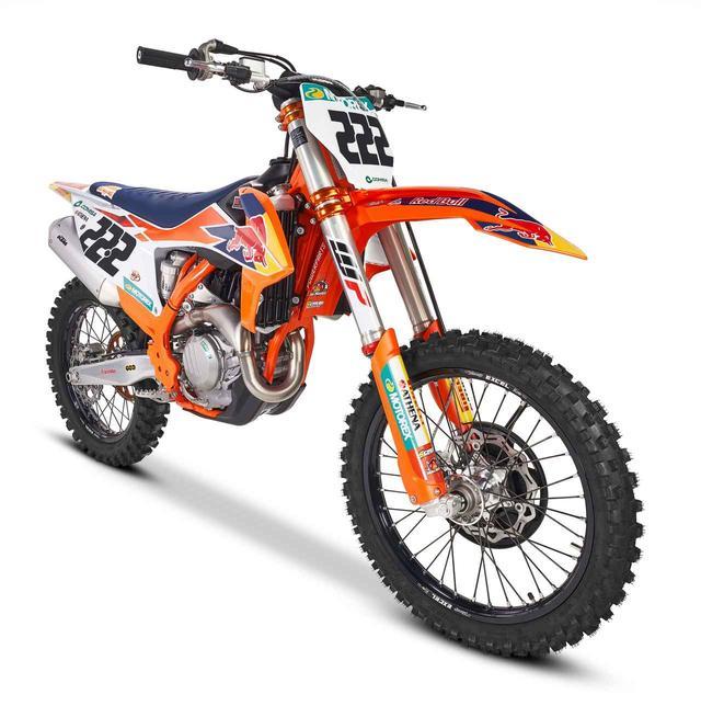 画像1: KTM 450SX-F CAIROLI MY2020