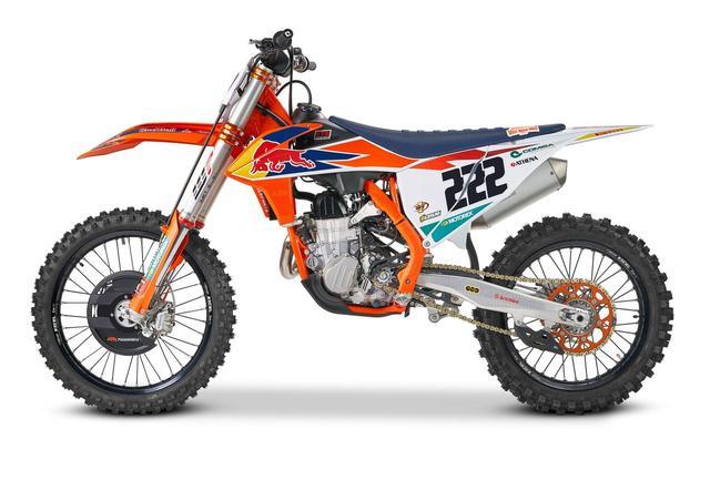画像3: KTM 250SX-F PRADO MY2020
