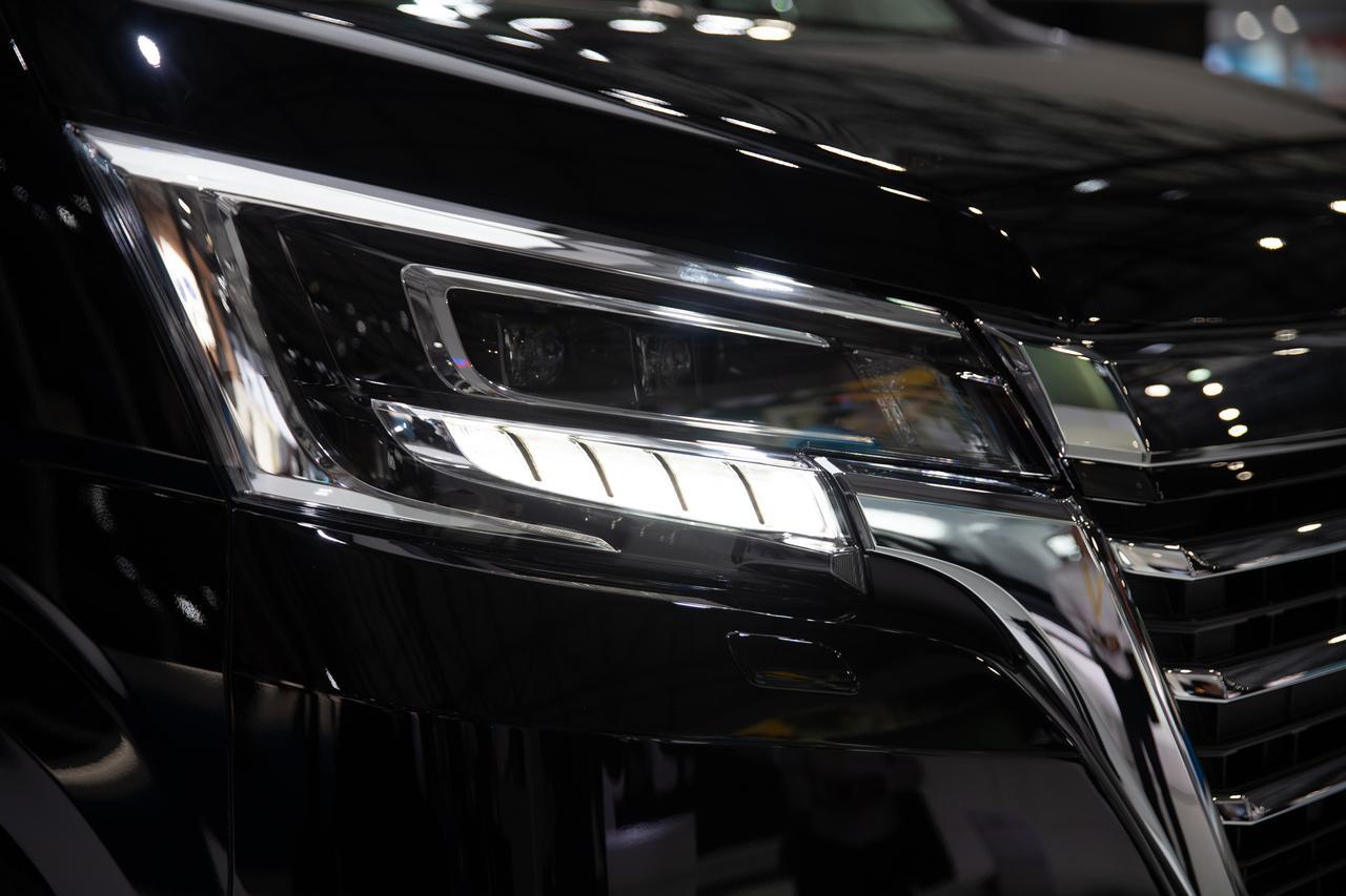 Images : 3番目の画像 - 東京モーターショーで見られる、グランエースのすべて - Off1.jp(オフワン・ドット・ジェイピー)