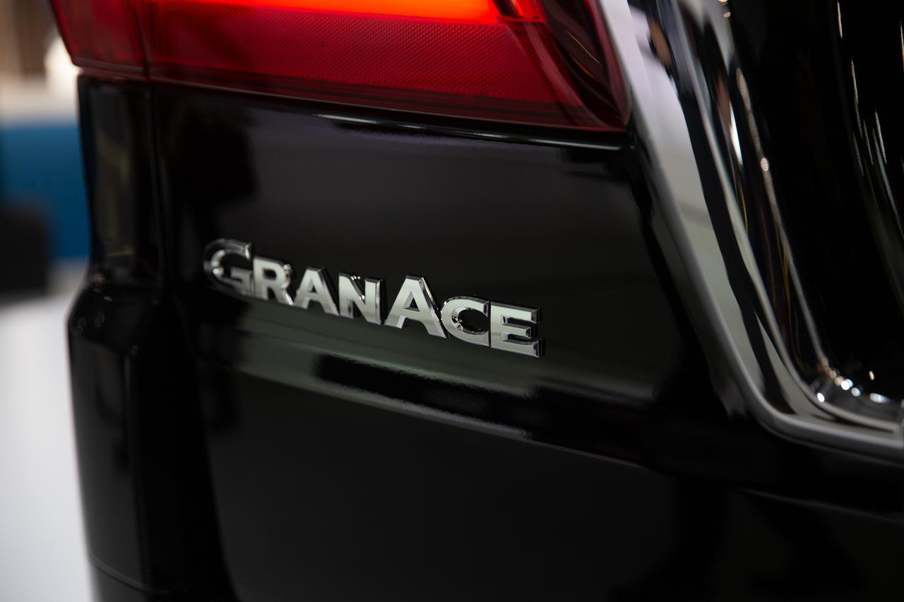 Images : 4番目の画像 - 東京モーターショーで見られる、グランエースのすべて - Off1.jp(オフワン・ドット・ジェイピー)