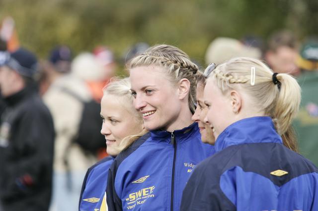 画像: 女子エンデューロの取り組みが長いスウェーデンチーム Photo : Kiyotaka Kamehata