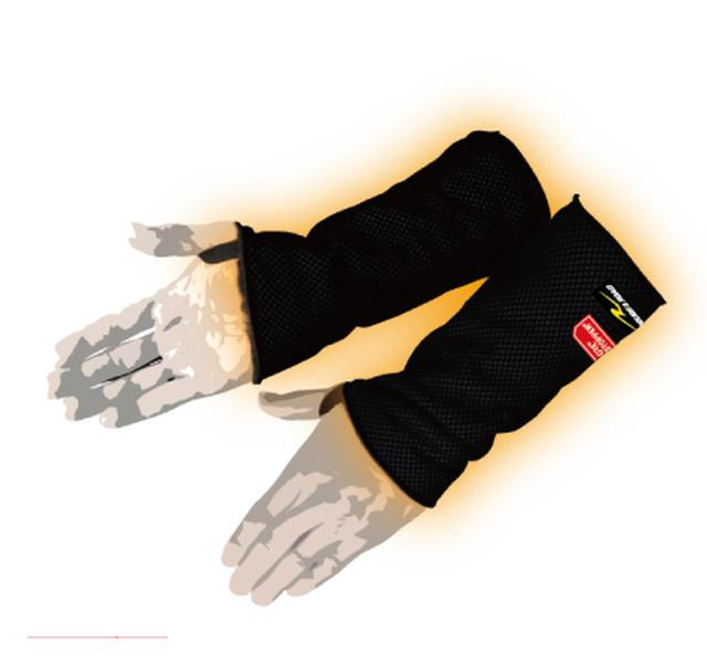 画像3: 「極」みの暖かさ。ラフ&ロードの防寒インナーなら冬の林道ツーリングも安心