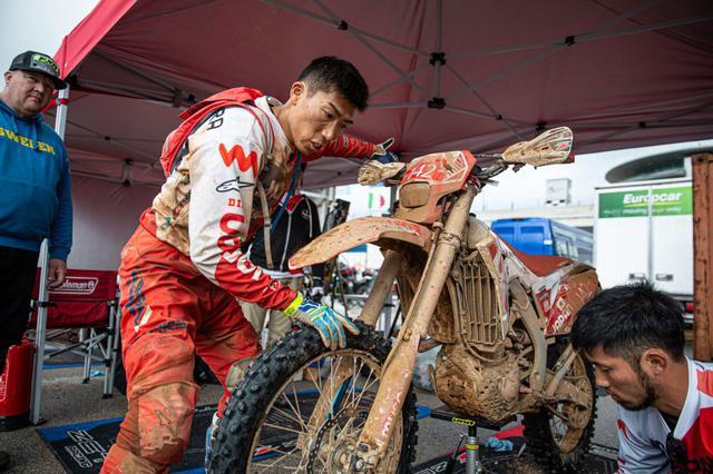 画像: DAY1(11/11)釘村、渡辺にゴールドメダルの望み